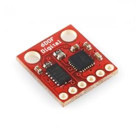 Плата IMU Digital Combo Board - 6 степеней свободы - ITG3200/ADXL345