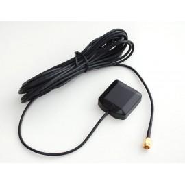 GPS-антенна - внешняя активная - 3-5V 28дБ кабель 5м SMA –