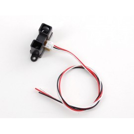 Датчик расстояния инфракрасный - с кабелем (20-150 см) - GP2Y0A02YK