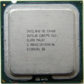 Intel Core 2 Duo E4400 2.00 GHz/2 Mb/800 (SLA98) s775