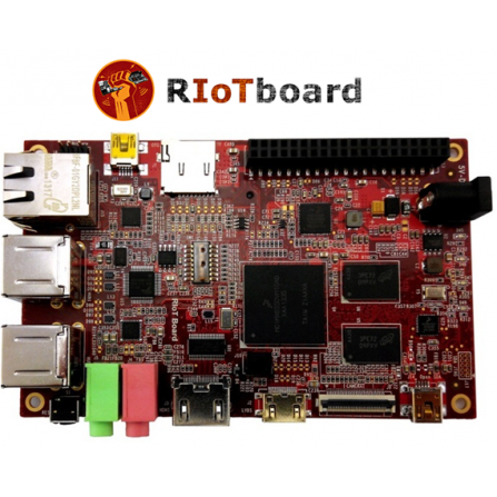 Плата RIoTboard