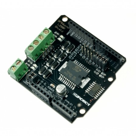 2A Motor Shield L298P для Arduino