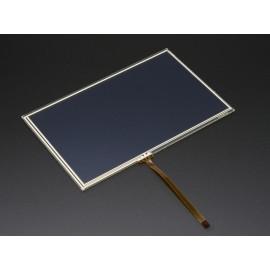 "Накладка-тачскрин для экрана 7"" 165мм x 105мм - 4-контактная для Arduino"