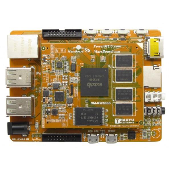 Плата MarsBoard RK3066