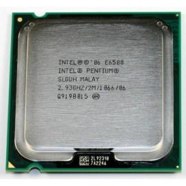 Intel Pentium Dual-Core E6500 2.93 GHz/2 Mb/1066 socket 775