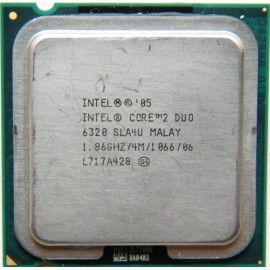 Intel Core 2 Duo E6320 1.86 GHz/4 Mb/1066 (SLA4U) s775