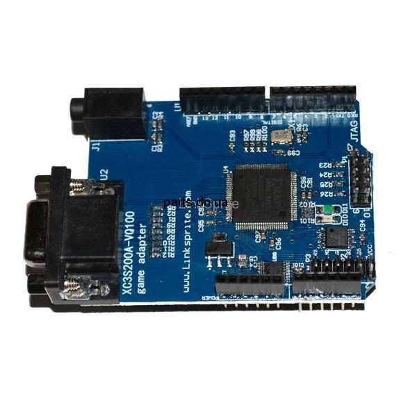 Gameduino c VGA для Arduino