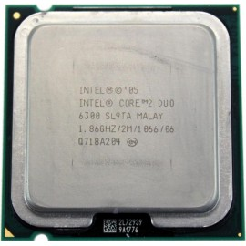 Intel Core 2 Duo E6300 1.86 GHz/2 Mb/1066 (SL9TA) s775