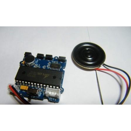 Grove Sound звук Recorder для Arduino