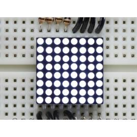 LED-матрица Miniature Ultra-Bright 8x8 White LED Matrix