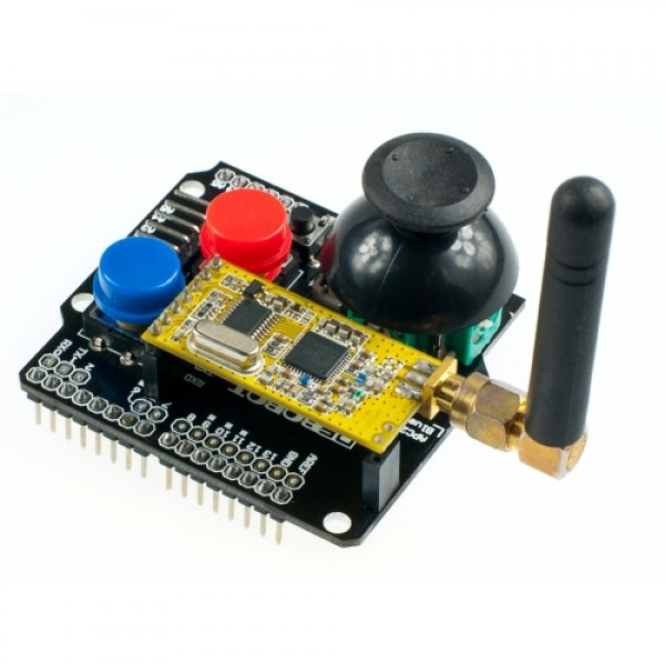 Джойстик шилд shield Joystick input для Arduino