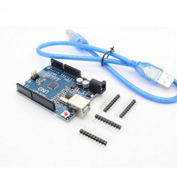 Arduino Uno R3 Китайская копия