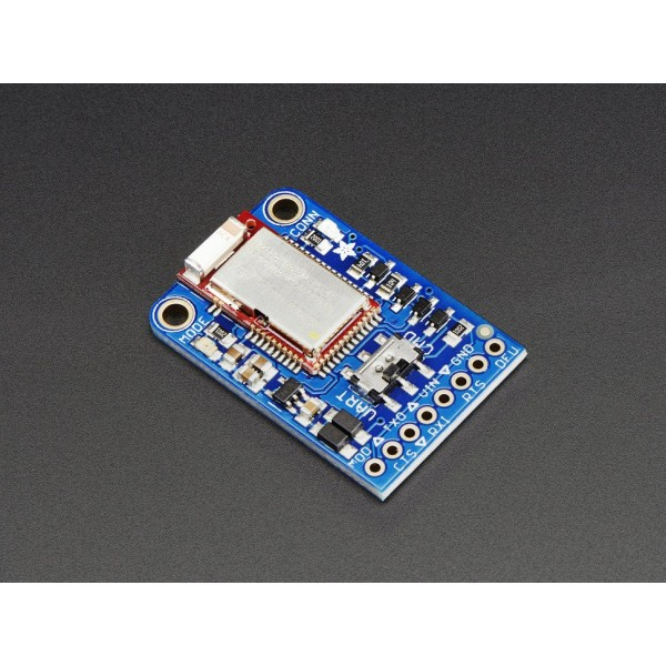 Модуль Bluefruit LE UART Friend - Bluetooth Low Energy (BLE)
