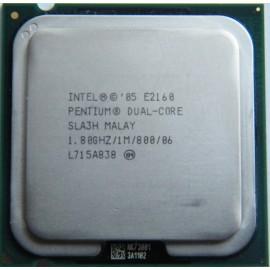 Intel Pentium Dual-Core E2160 1.80 GHz/1 Mb/800 (SLA3H) s775