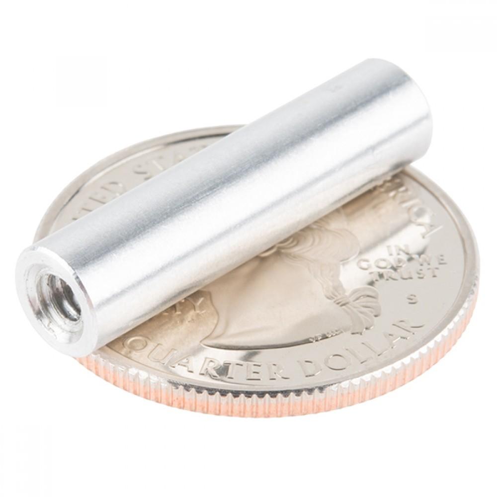 Упор - алюминиевый (6-32; 25,4 мм, 4 штуки)