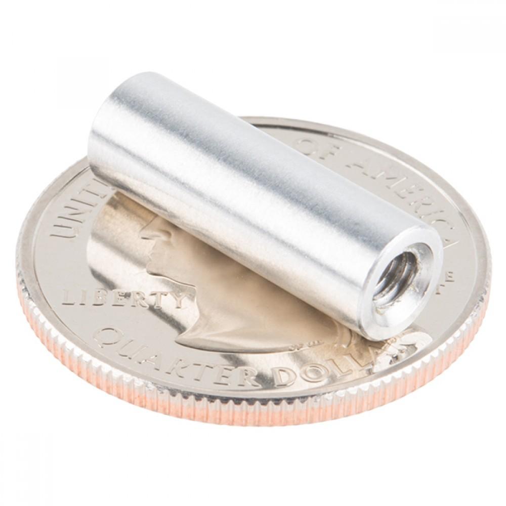 Упор - алюминиевый (6-32; 19,05 мм, 4 штуки)