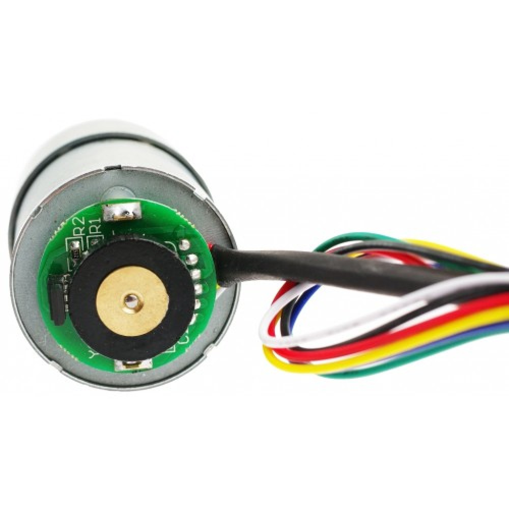 Pololu - Motor with 64 CPR Encoder for 37D mm Metal