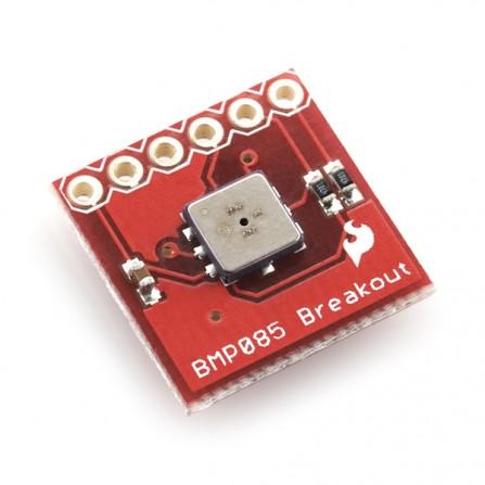 Барометрический датчик давления BMP085 для Arduino