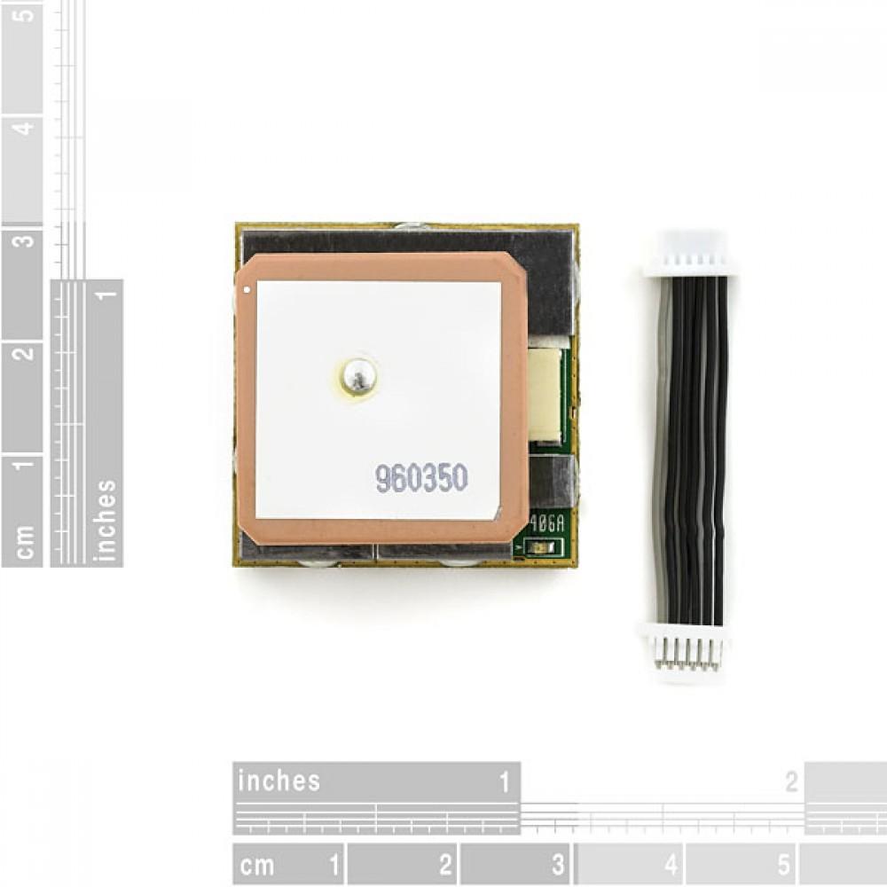 20каналов EM-406A GPS модуль + антенна для Arduino