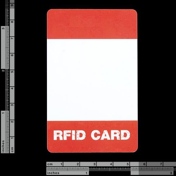 Карта RFID Tag - 125kHz для Arduino