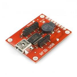 RFID USB Reader считыватель для Arduino