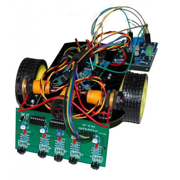 Мобильная платформа Sprite Arduino Robotics Kit