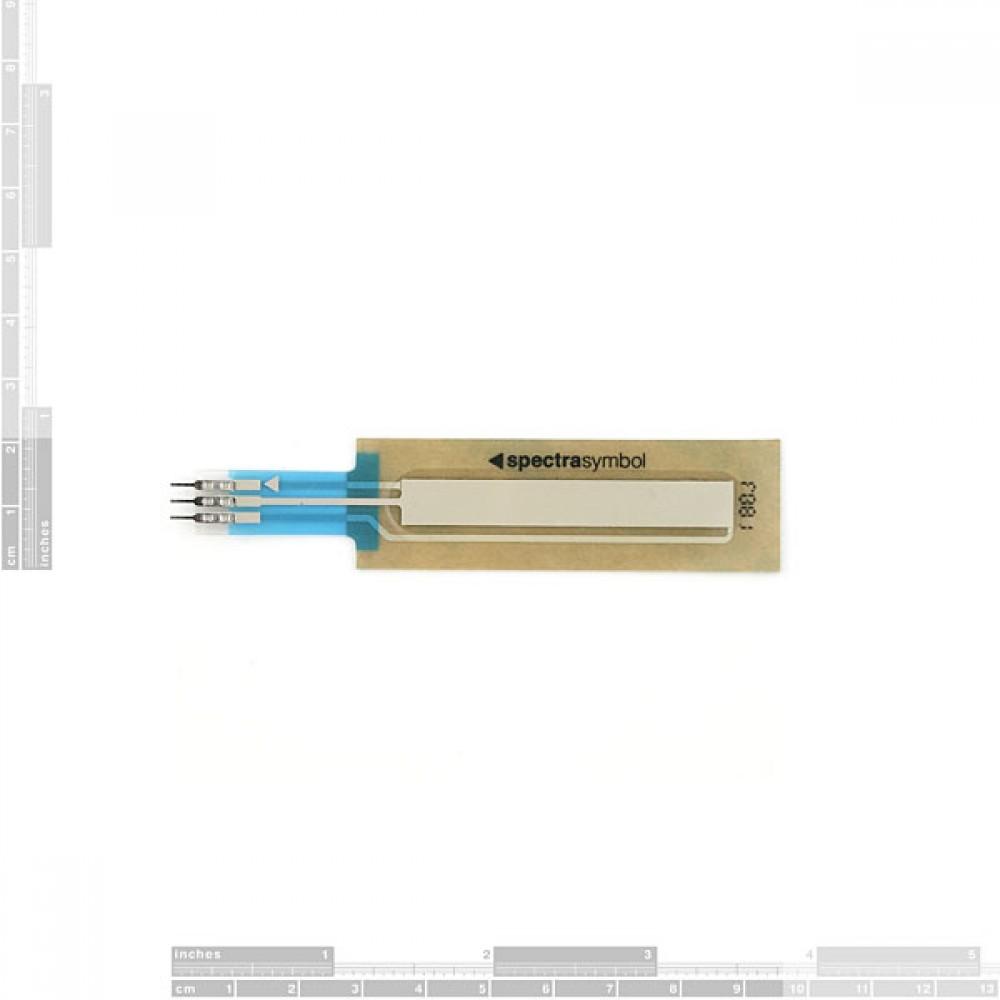 SoftPot мембранный Потенциометр 50mm для Arduino