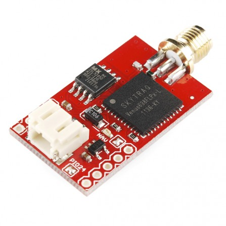 Venus GPS Logger с SMA коннектором для Arduino