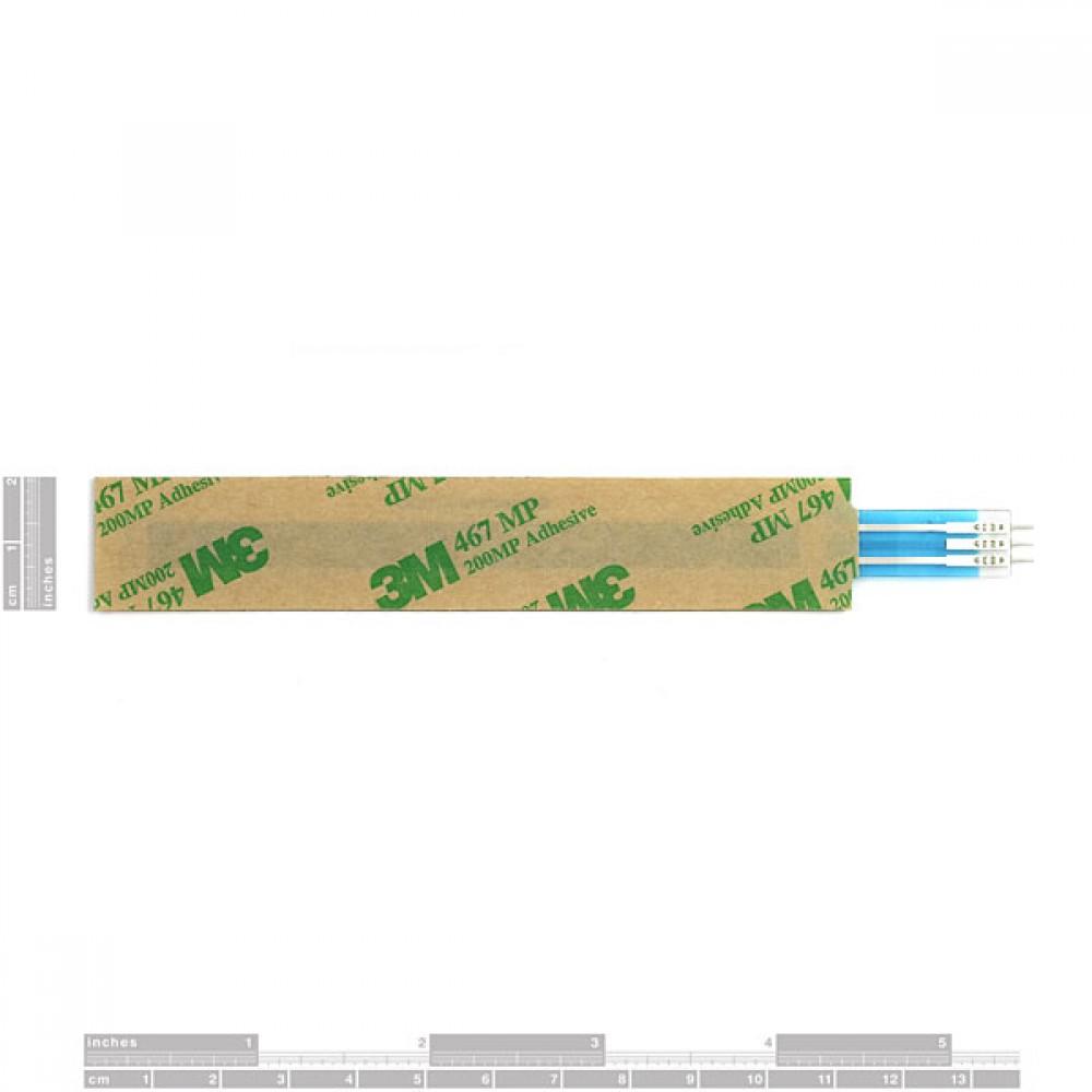 SoftPot мембранный Потенциометр 100mm для Arduino