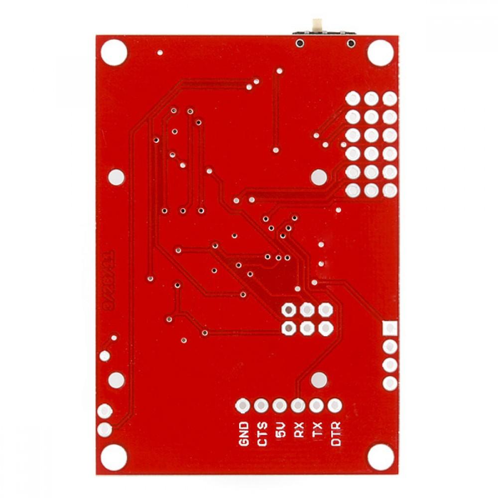 JPEG Trigger для для камер Arduino с ATmega328