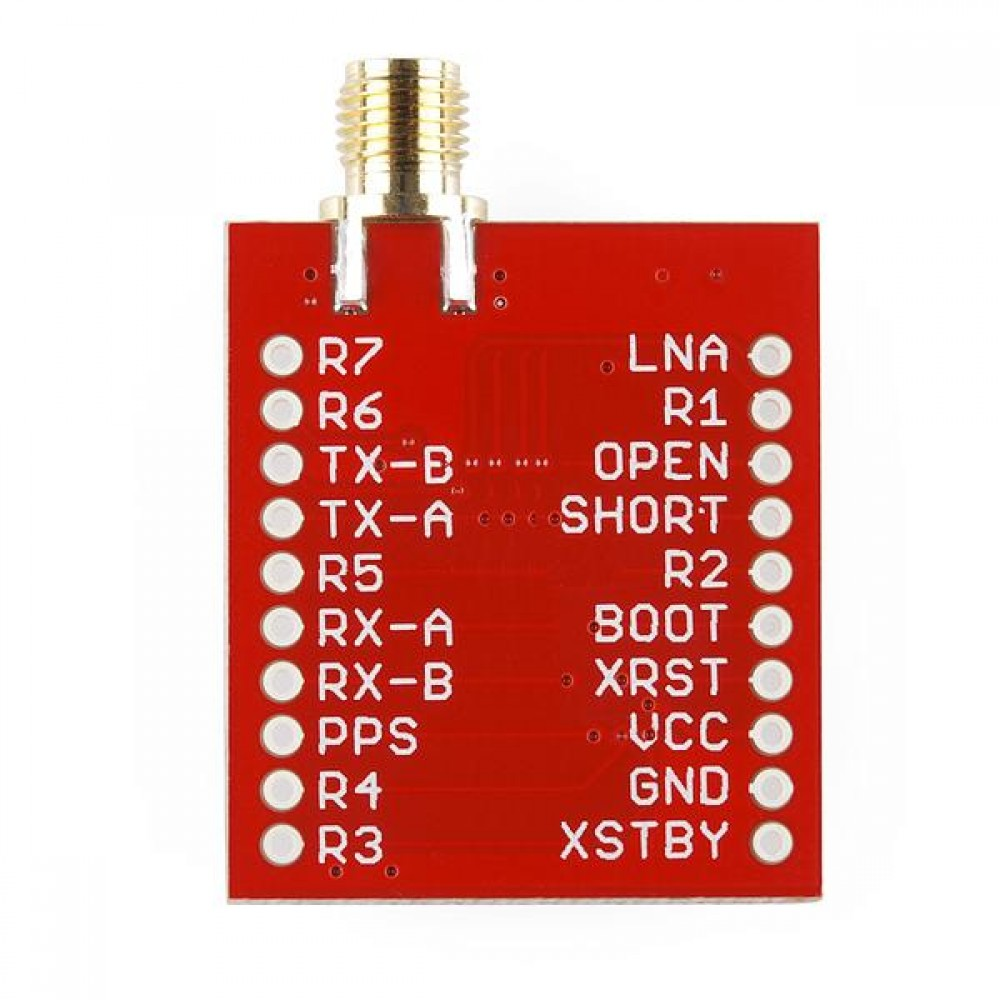 Copernicus II DIP GPS модуль для Arduino