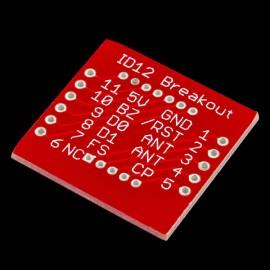 RFID reader считыватель Breakout для Arduino