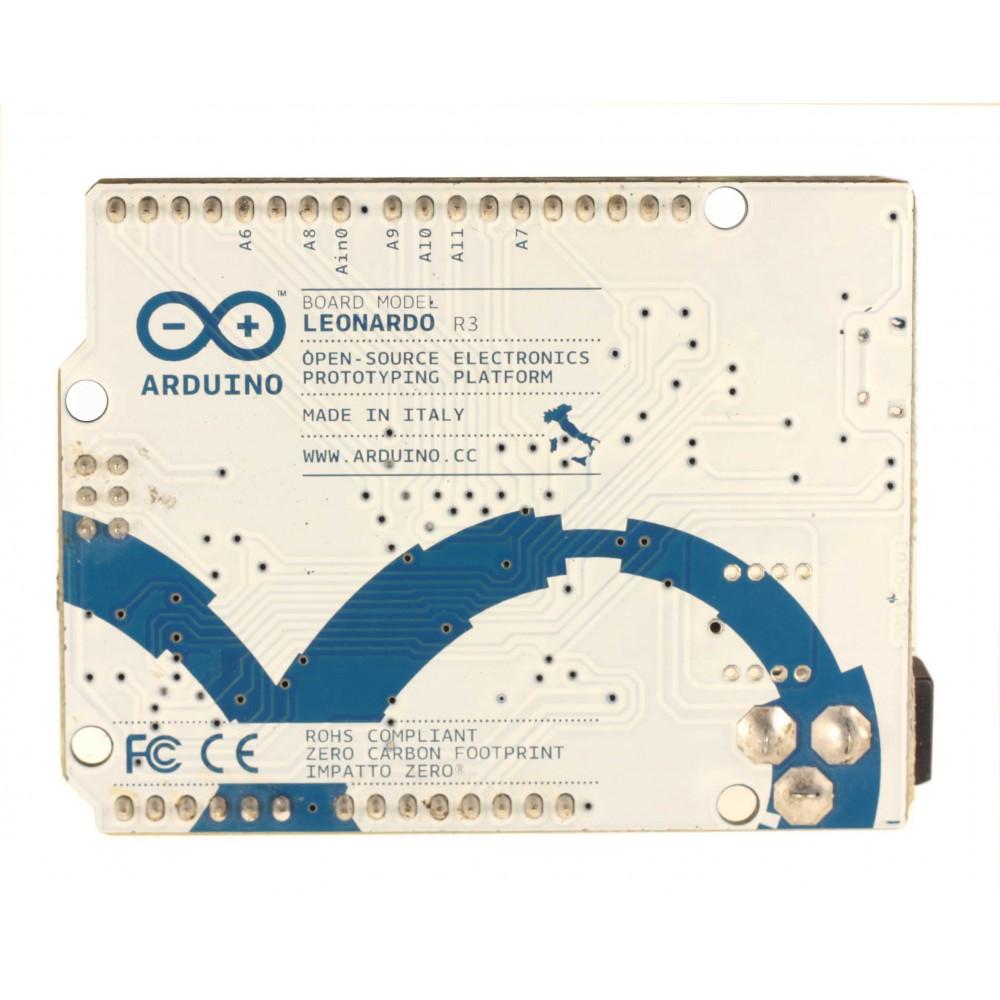 Arduino Leonardo оригинал, ИТАЛИЯ, NEW! (REV3)