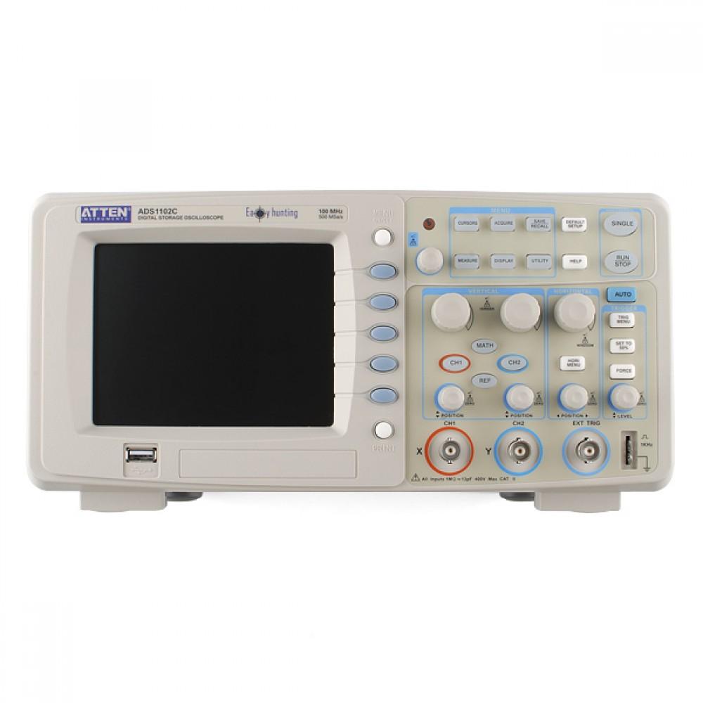 100 МГц запоминающий - ADS1102C