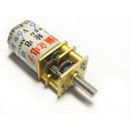 Micro мотор редуктор p12 6V 60RPM для Arduino
