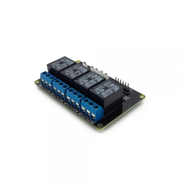 4-ех канальный 5В Relay Модуль Реле для Arduino
