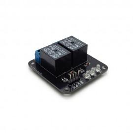 2-ух канальный 5В Relay Модуль Реле для Arduino