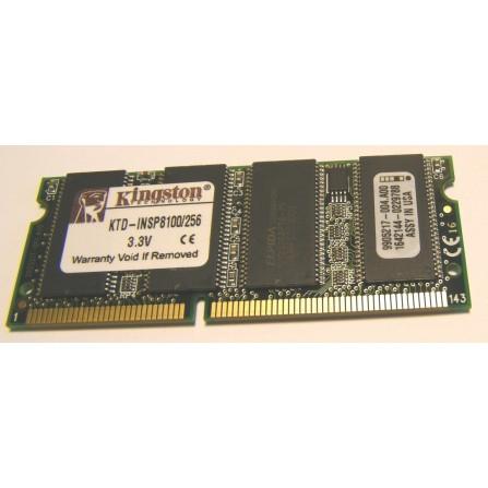 256 MB  SDRAM SODIMM 133MHZ