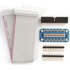Шлейф + коннекторы для RASPBERRY PI модель B 512MB