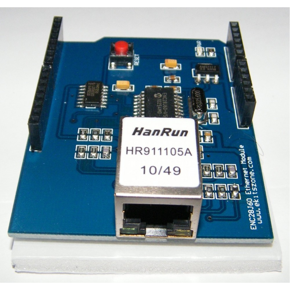 Arduino - Servidor Web Problemas e