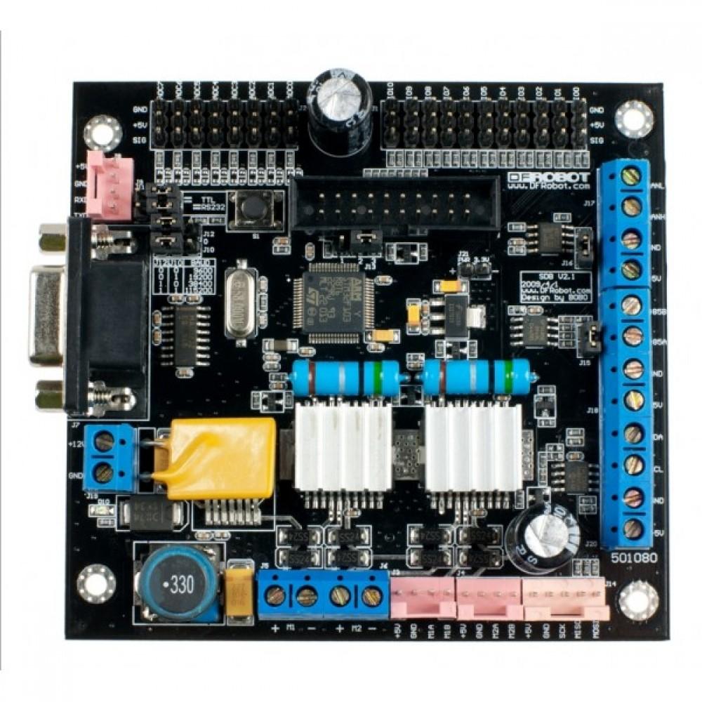 Плата Sensor / Motor Drive Board Cortex M3 CPU
