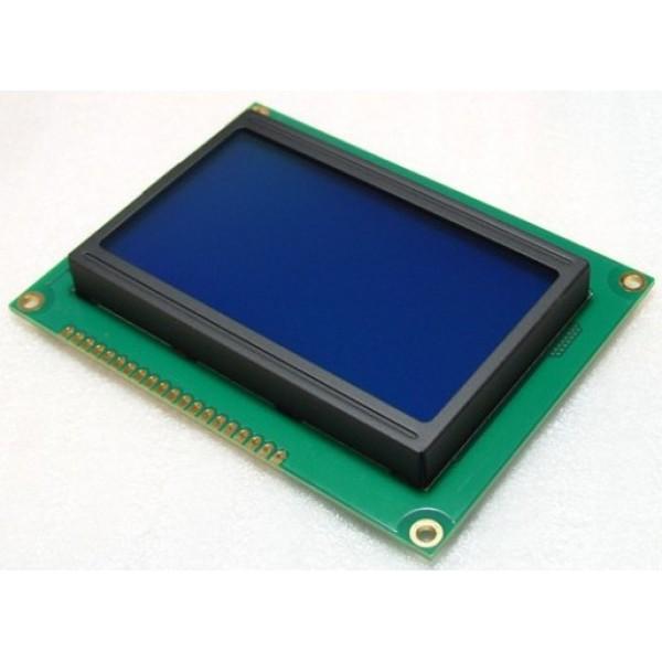 128x64 Graphic LCD Дисплей