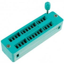 28-pin ZIF socket Arduino