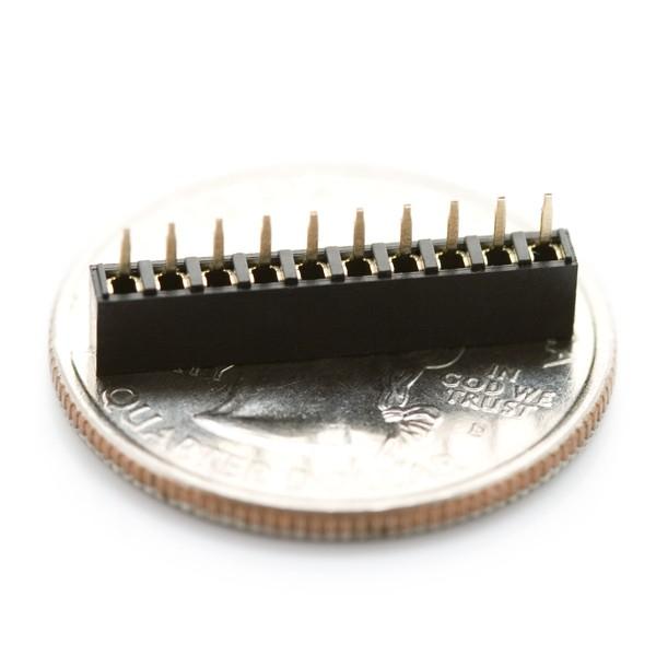 2mm 10pin XBee Socket для Arduino