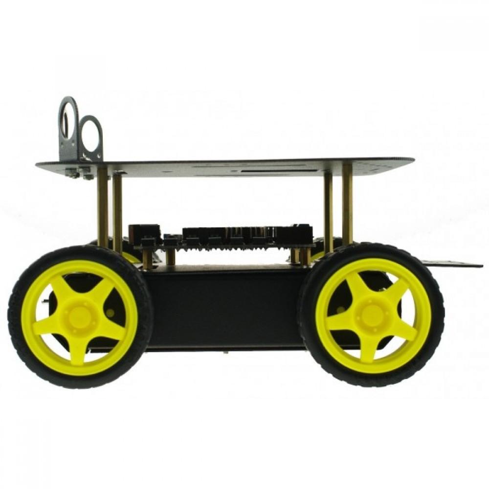 Мобильная платформа 4WD c Romeo