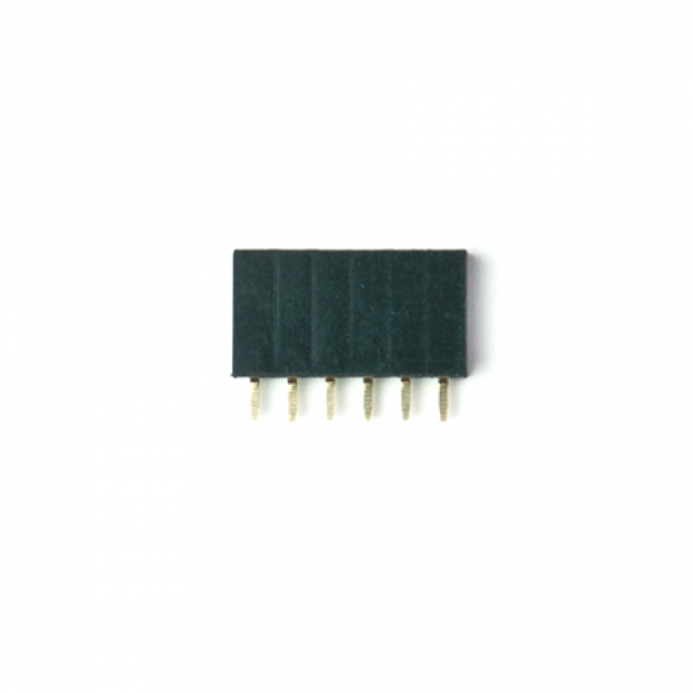 6 Pin Female Header - 10шт для Arduino