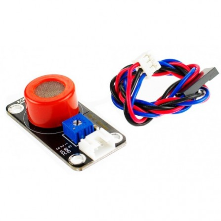 Аналоговый датчик угарного газа (MQ7) для Arduino