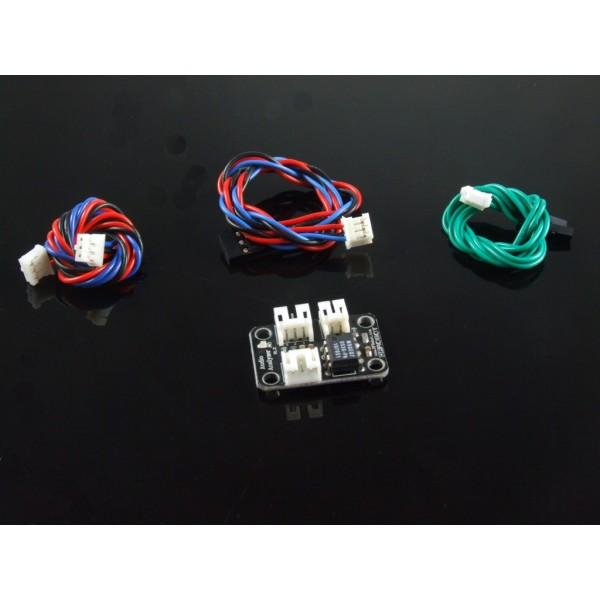 Аудио анализатор для Arduino