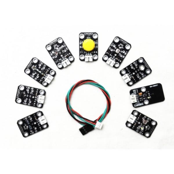 Базовый комплект датчиков для Arduino