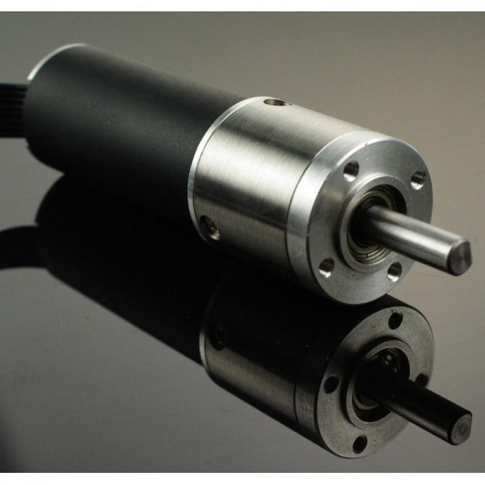 Бесщеточный двигатель постоянного тока с энкодером 12В 1.3A